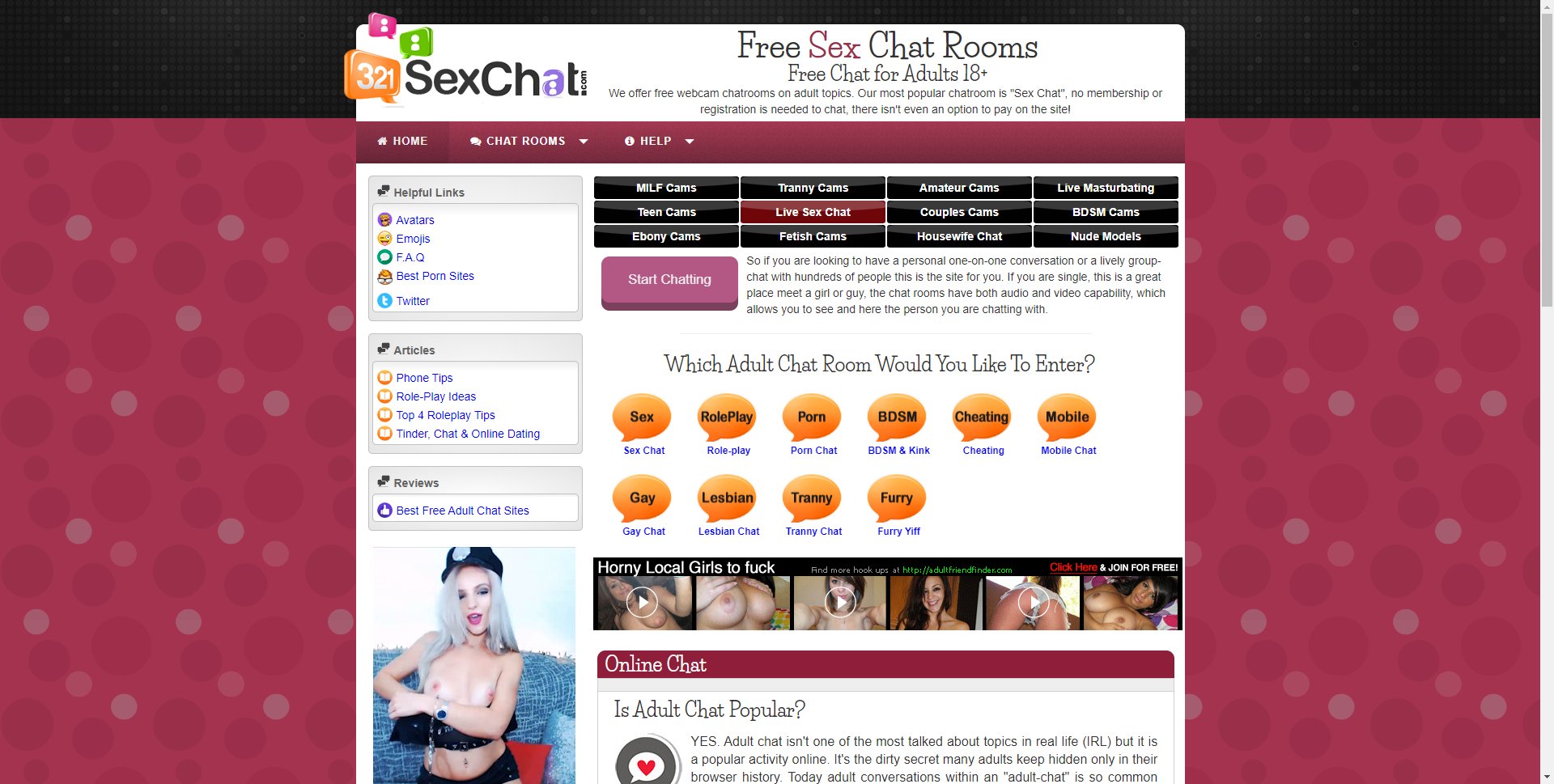 321SexChat